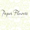 Студия бумажных цветов Paper Flowers