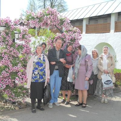 Геннадий Шварков, Вологда