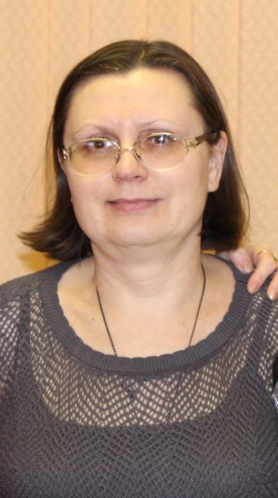 Ольга Иванова, Санкт-Петербург