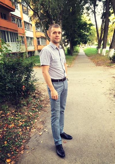 Виталий Дмитриев, Санкт-Петербург