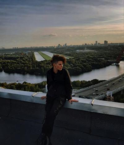 Анастасия Драгунова, Москва