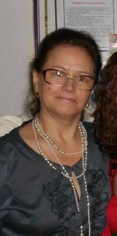 Лиза Набиева