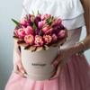 Цветы в коробках Казань  Флоренция 