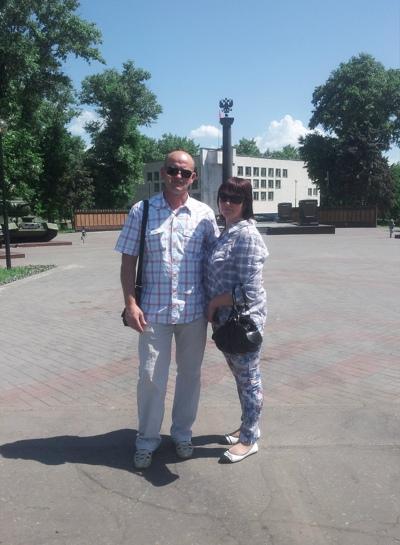 Танька Джуган, Киев