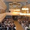 Концерты классической музыки в церкви св.Марии.