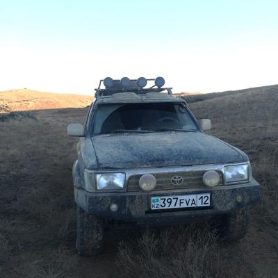 Кыдырбек Кенжебаев, Актау