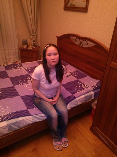 Наталия Бильдушкинова, Москва