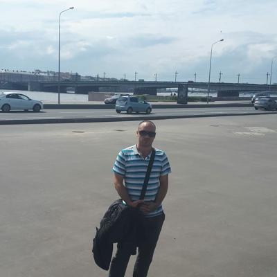 Сергей Сазанович, Приозерск