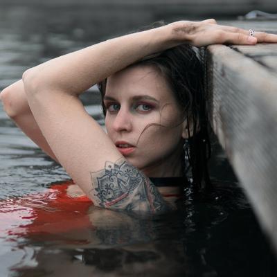 Эрика Парфёнова, Санкт-Петербург