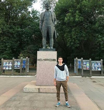Mikhail Zakharenko, Tambov