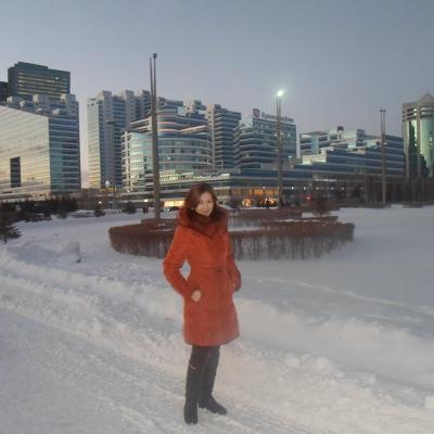 Aida Izbasarova, Уральск