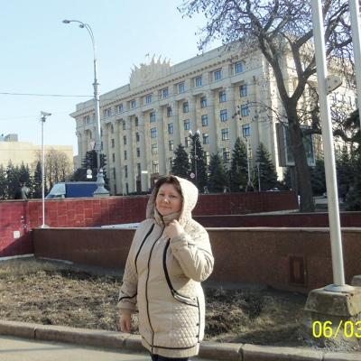 Галина Протасова, Балаклея