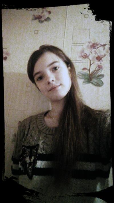 Настя Скобцова, Дружковка
