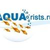 AQUArists.ru страница сайта по аквариумистике