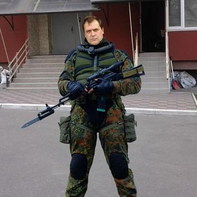 Владимир Мануйленко, Днепропетровск (Днепр)