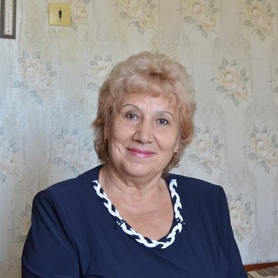 Natalya Kharitonova, Volsk