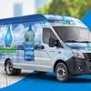 Доставка питьевой воды в Донецке- Кристальная