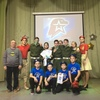 Юнармейский отряд МАОУ СОШ 3 УИОП г. Усинска