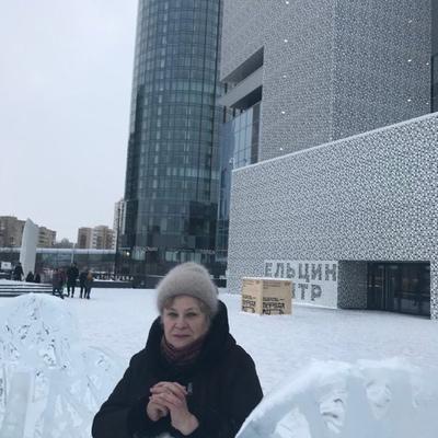 Нина Перевощикова