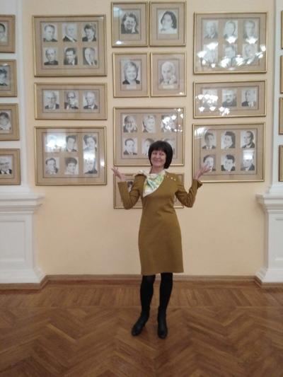 Нина Семёнова, Москва