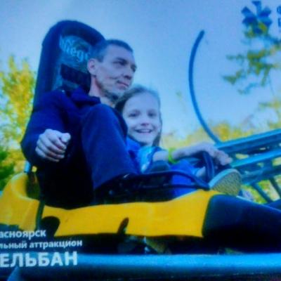 Василий Черников, Красноярск