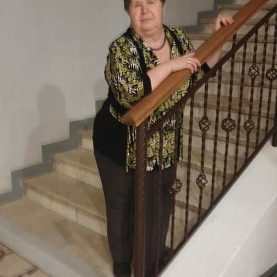 Лидия Ручкина, Белорецк