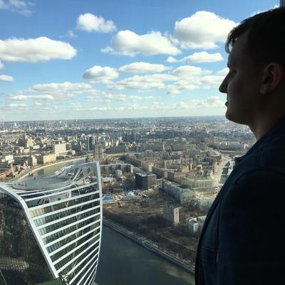 Роман Верон, Москва