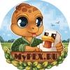 MyPEX.RU - Сервер Minecraft PE