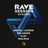 RAVE SESSION • 27 декабря 2019