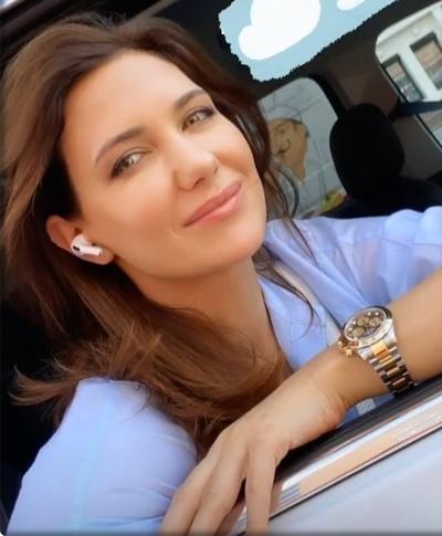 Валерия Бехтеева, Москва