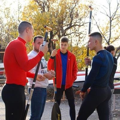 Dmitry Surkov, Astrakhan