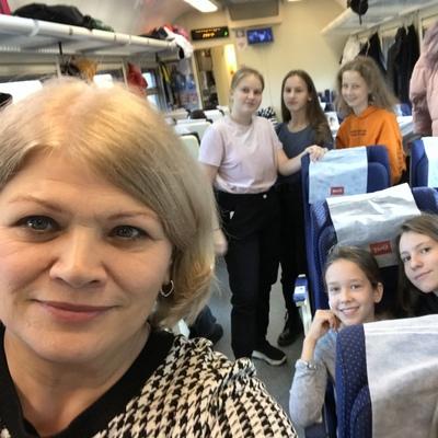 Светлана Майорова, Одинцово