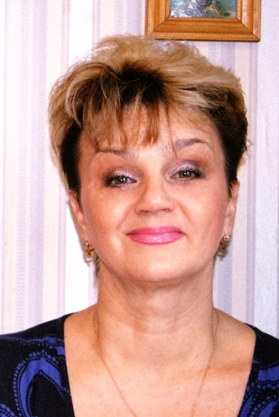 Ольга Бронева, Санкт-Петербург