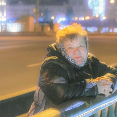 Надежда Герман, Санкт-Петербург