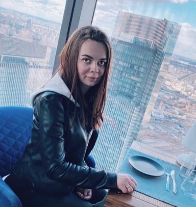 Елизавета Панова, Москва