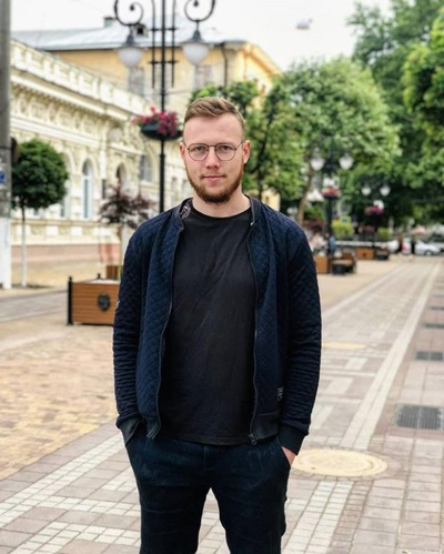 Евгений Яковлев, Москва