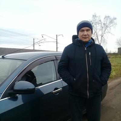 Дмитрий Фролов, Красноярск