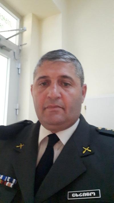 Archil Omiadze, Тбилиси