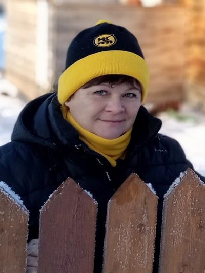 Людмила Куркина-Курочкина, Киров