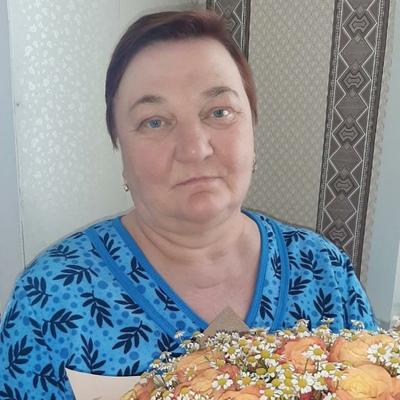 Галина Нефедовская-Лисицина