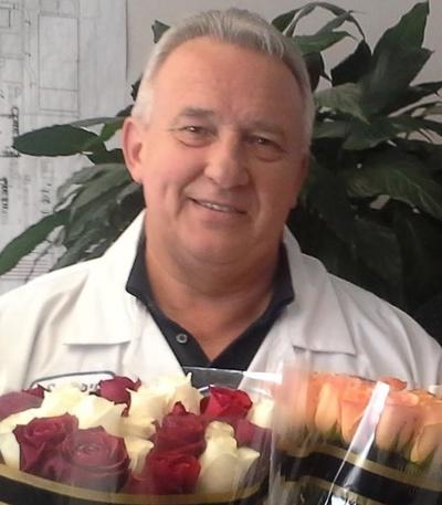 Фрэнк-Пол Альберт, Санкт-Петербург