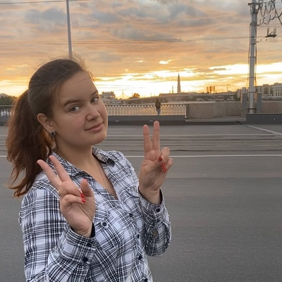 Руслана Орлова, Санкт-Петербург