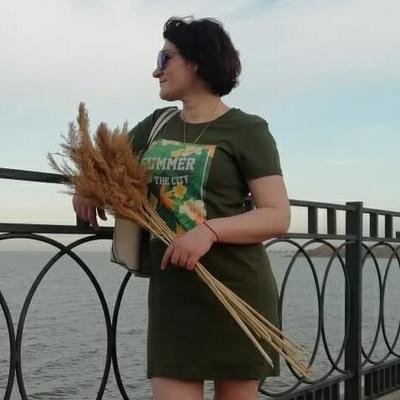 Nyusha Kharitonova