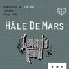 Legend's Round/Hale De Mars 15.04 Типография