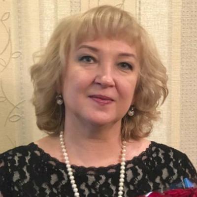 Наталья Трошенкова