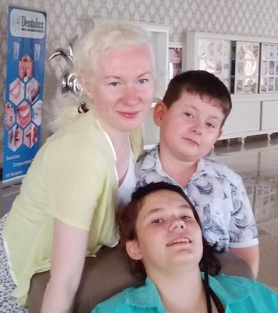 Ольга Казанцева, Лысьва