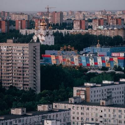 Ден Голдберг, Тольятти