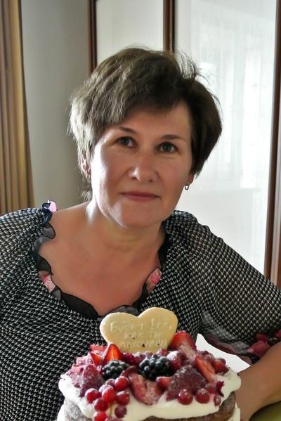 Наталья Тиунова, Новосибирск