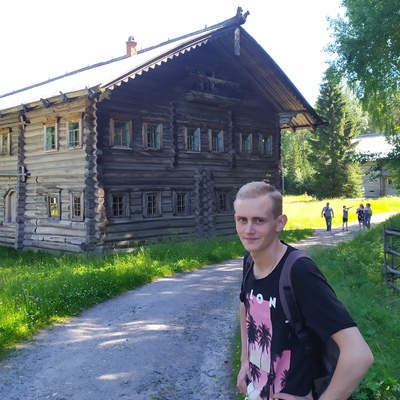 Владислав Шлыков, Архангельск