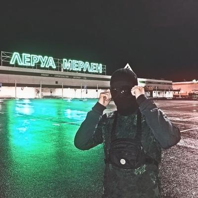 Виталий Стронов, Москва